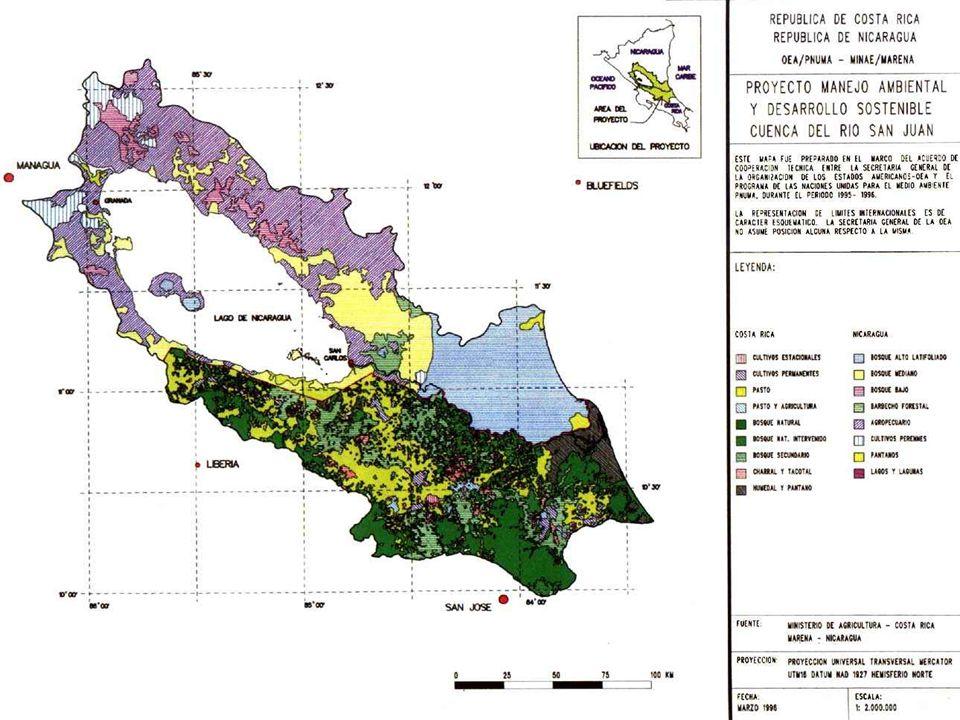1. Plan Estratégico de Acción para la Gestión Integrada de los Recursos Hídricos y el Desarrollo Sostenible de la Cuenca del Río San Juan y su Zona Co