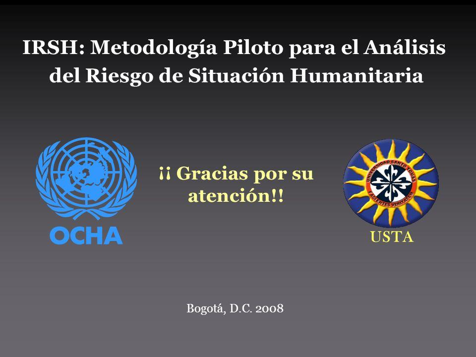 Bogotá, D.C. 2008 ¡¡ Gracias por su atención!.
