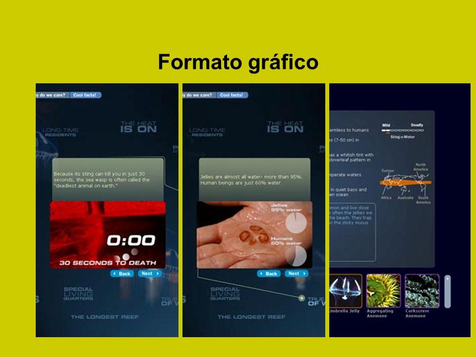 Formato gráfico
