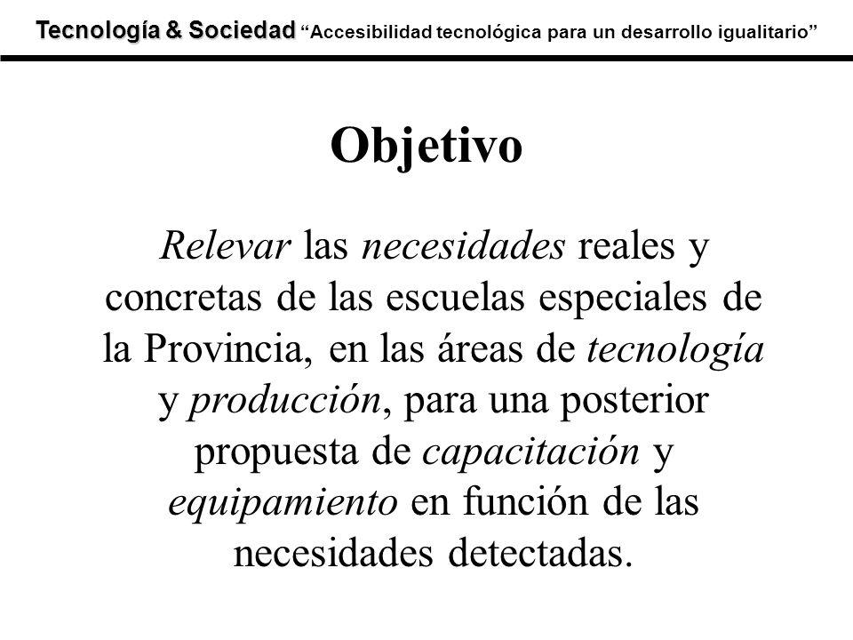 Tecnología & Sociedad Tecnología & SociedadAccesibilidad tecnológica para un desarrollo igualitario Bibliografía - Rafael Sánchez Montoya (2002) Ordenador y discapacidad.