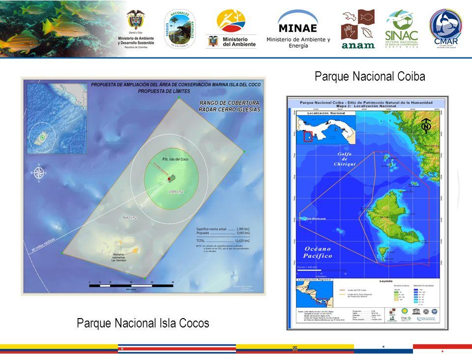 Parque Nacional Isla Cocos Parque Nacional Coiba