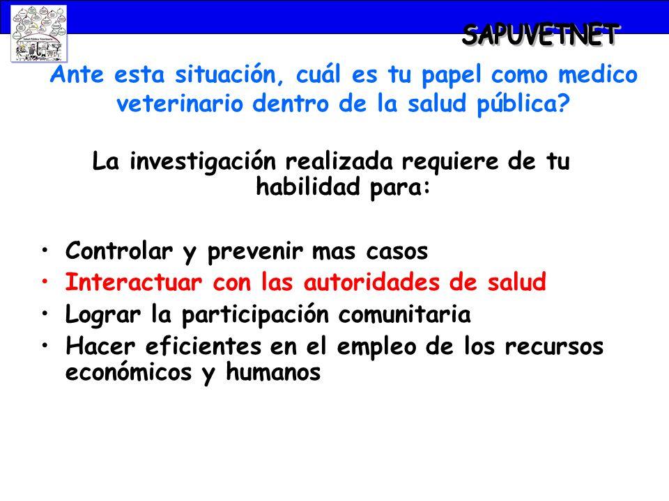 Intervenciones a realizar en los servicios de salud y salud animal Salud animal Programa de inmunización regular y a gran escala de équidos Vacunación perifocal inmediata y de los équidos ubicados en las áreas de cuarentena.
