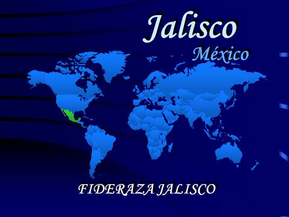 Jalisco México FIDERAZA JALISCO