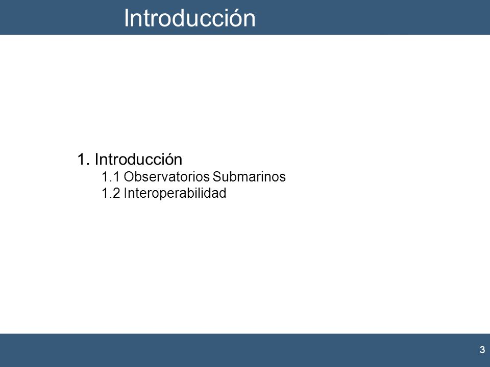 Observatorios Submarinos 4 Global Climate Change Indicators.