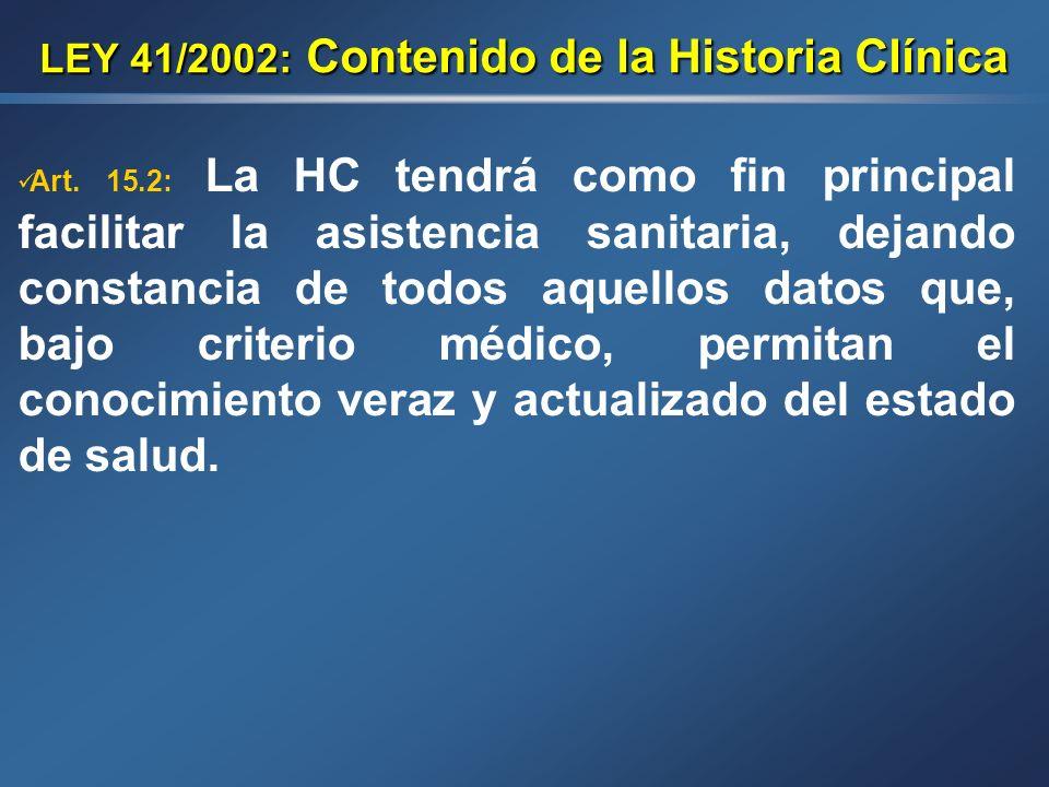 HISTORIA CLÍNICA RESPONSABILIDADES LA H.C. CONTIENE DATOS QUE HACEN REFERENCIA A LA INTIMIDAD DE LAS PERSONAS, QUE CONSTITUYEN INFORMACIÓN SENSIBLE Y