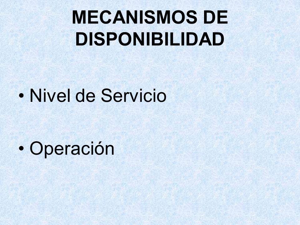 NIVEL DE SERVICIO Definición de Servicio Acuerdo de nivel de servicio Etapas para el compromiso de N.