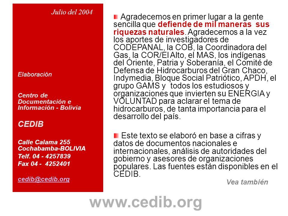Petrobras BANCO MUNDIAL SHELL TOTAL FMI 11 British Gas