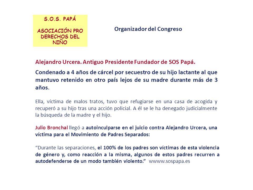 Juan Franco, según se presenta Investigador en interferencias parentales.