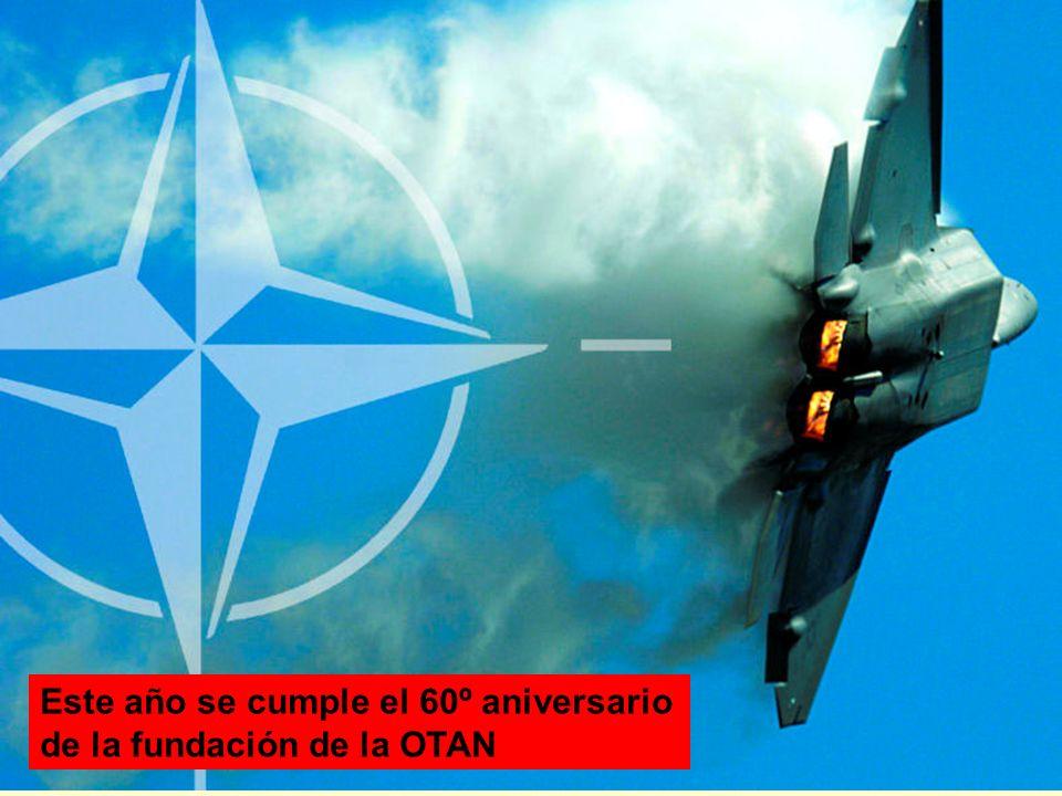 Este año se cumple el 60º aniversario de la fundación de la OTAN