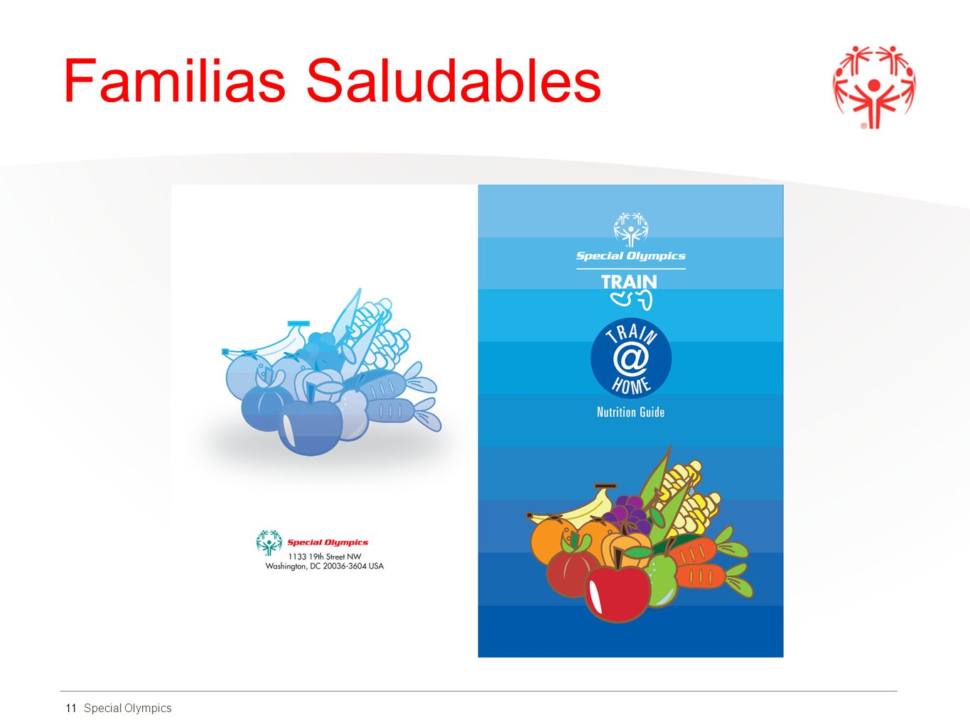 Special Olympics Familias Saludables 11