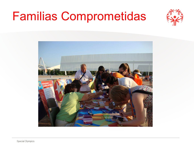 Special Olympics Familias Comprometidas
