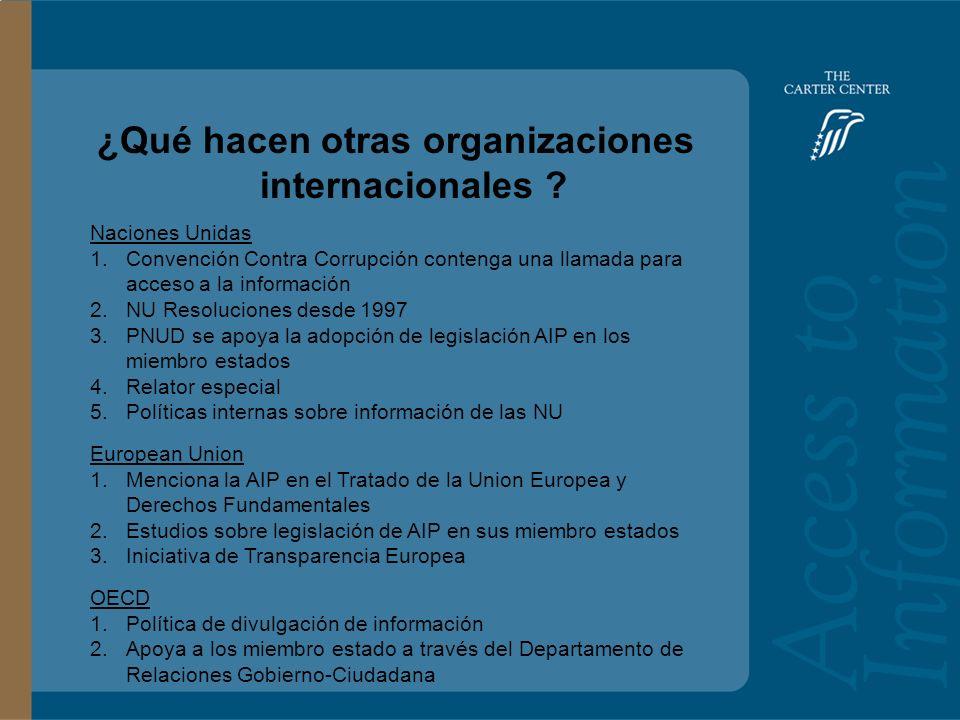 Training Slide Headline Goes Here and Second Line Goes Here Access to Information: Bolivia ¿Qué hacen otras organizaciones internacionales .
