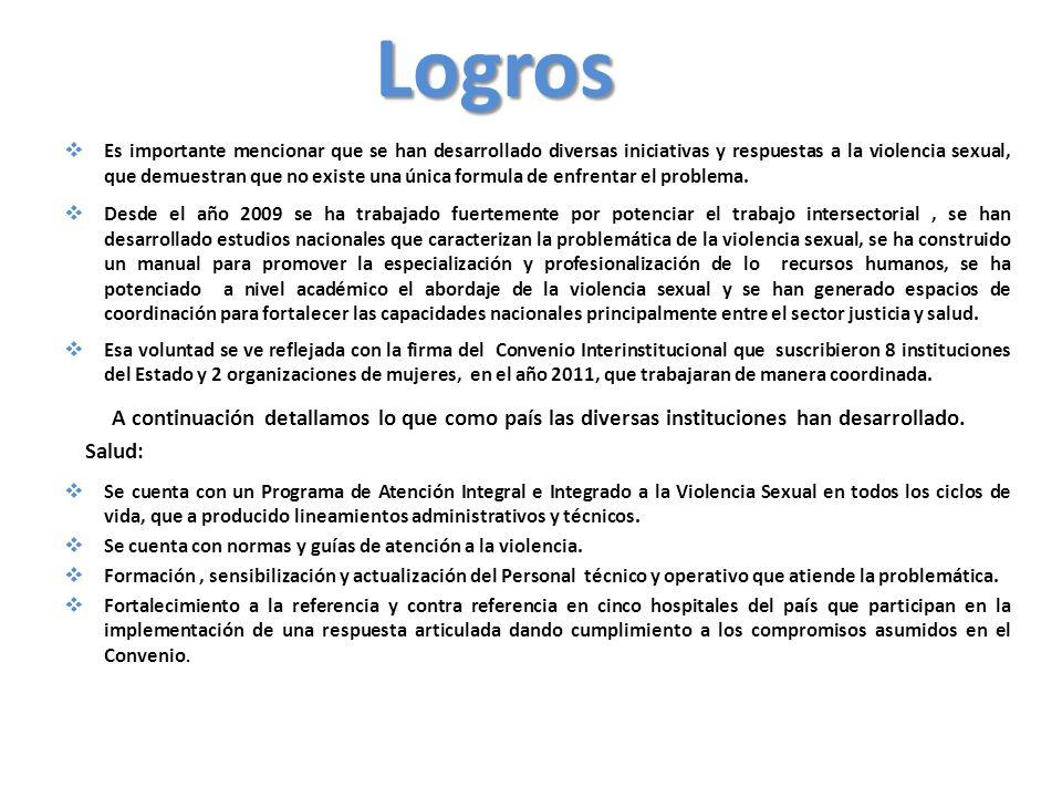 Logros Justicia Justicia – La Corte Suprema de Justicia ha instalado 2 Unidades de Atención Integral a Victimas de Violencia Intrafamiliar en Soyapango y Ciudad Delgado.