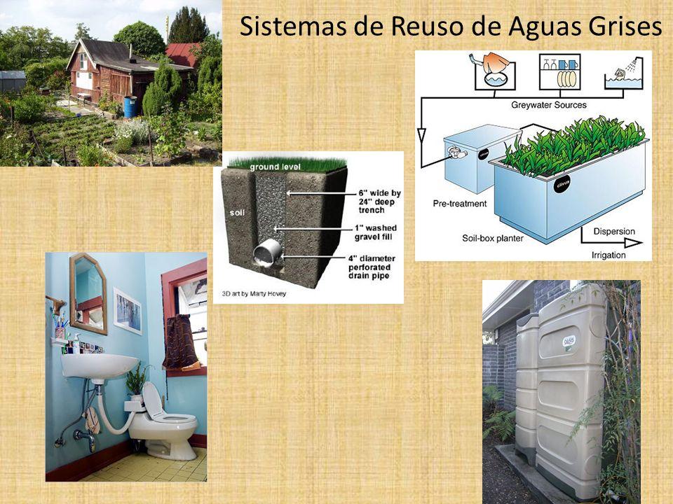 Sistemas de Reuso de Aguas Grises