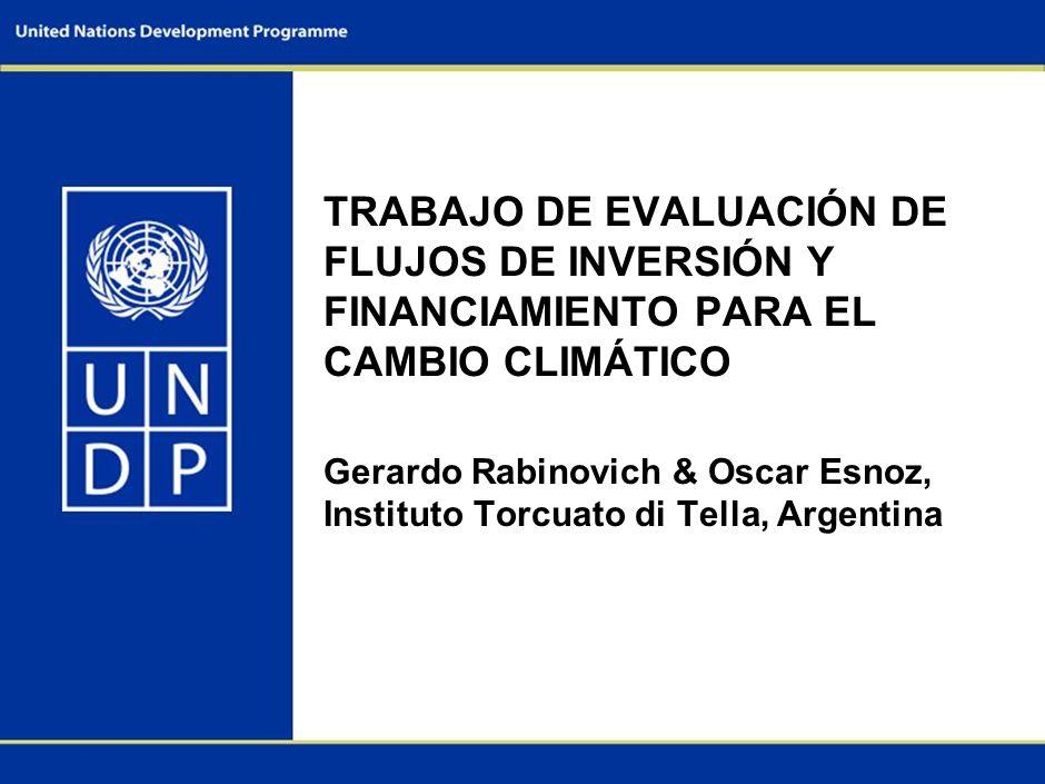 60 Opciones claves de mitigación identificadas para los países en desarrollo 1. Reducción de emisiones provenientes de la deforestación [y degradación