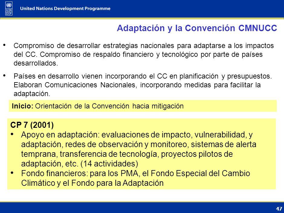 46 La identificación de las medidas y su implementación es un proceso complicado, que presenta retos Exige ajustes en todos los aspectos de la socieda