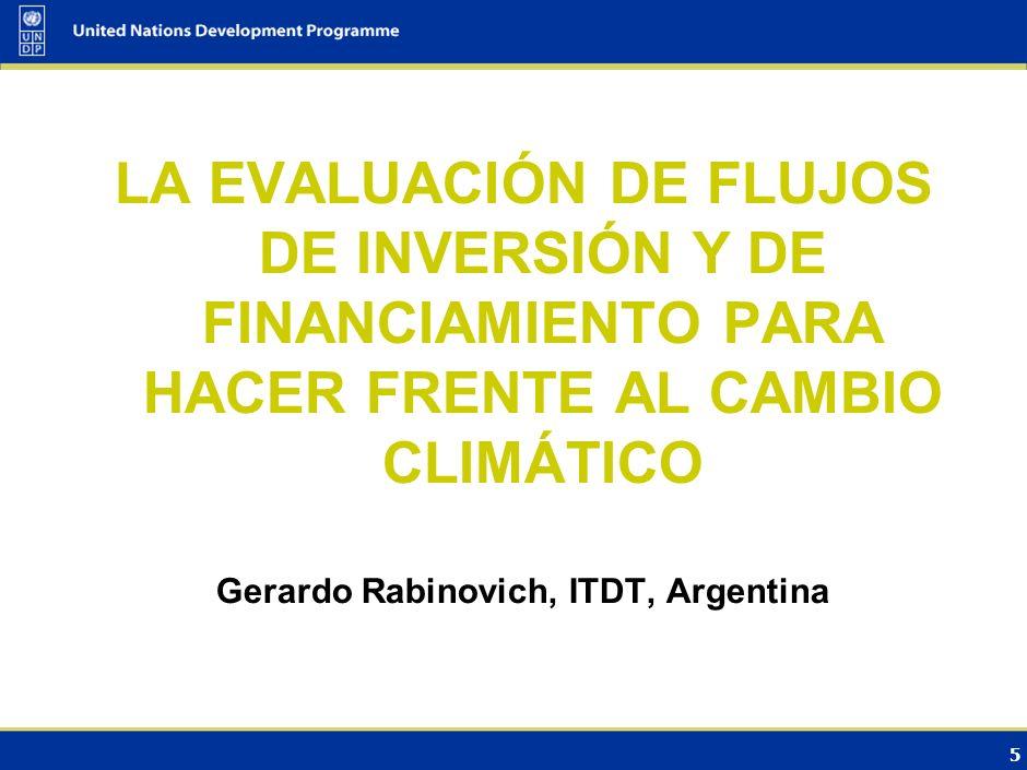 75 PLATAFORMA DE CONOCIMIENTOS SOBRE EL CAMBIO CLIMÁTICO Emmanuelle Legrand, PNUD