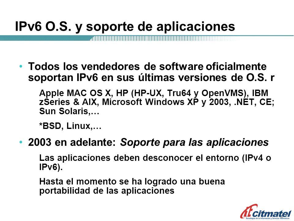 888 IPv6 O.S.