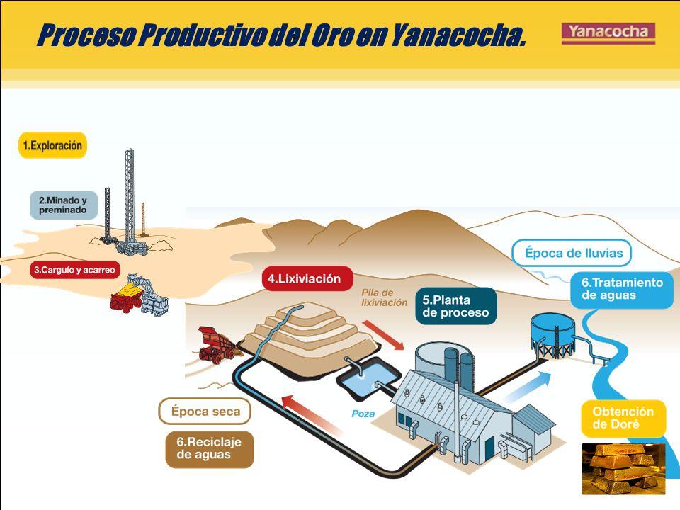 Lima IFC 5.00% Buenaventura 43.65% Newmont 51.35% Es una empresa minera constituida, de acuerdo a la siguiente participación : 51.35 % de Newmont Mining Corporation.