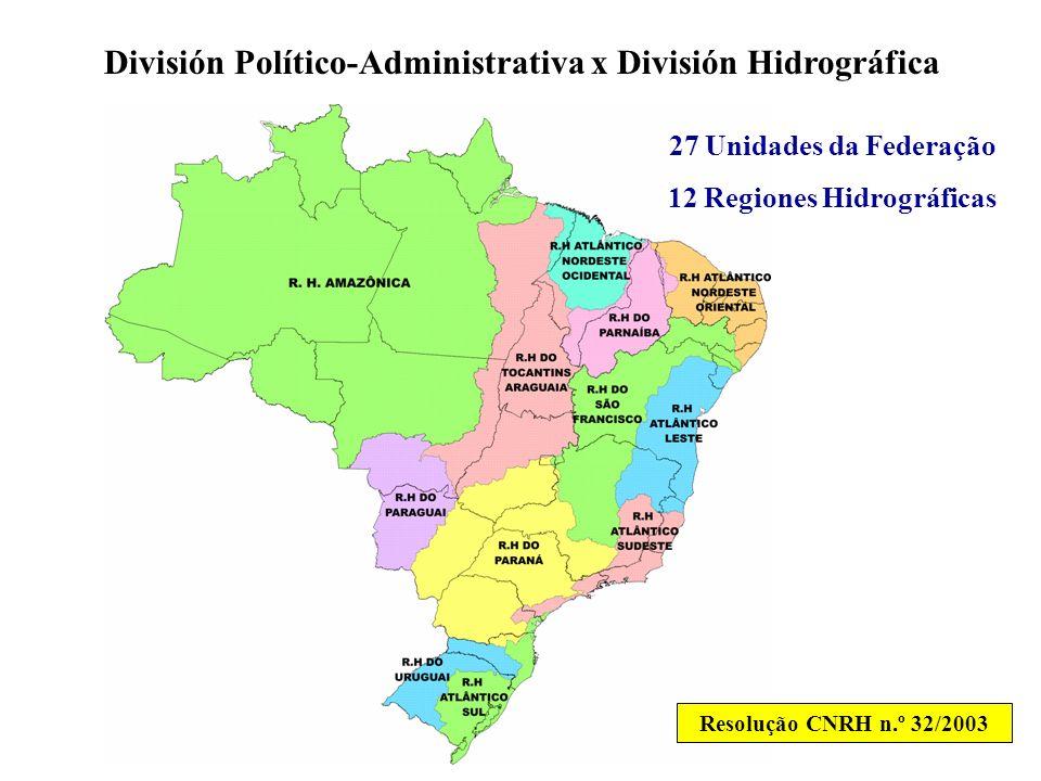 Dominio Estadual Dominio Federal Dominio de las aguas
