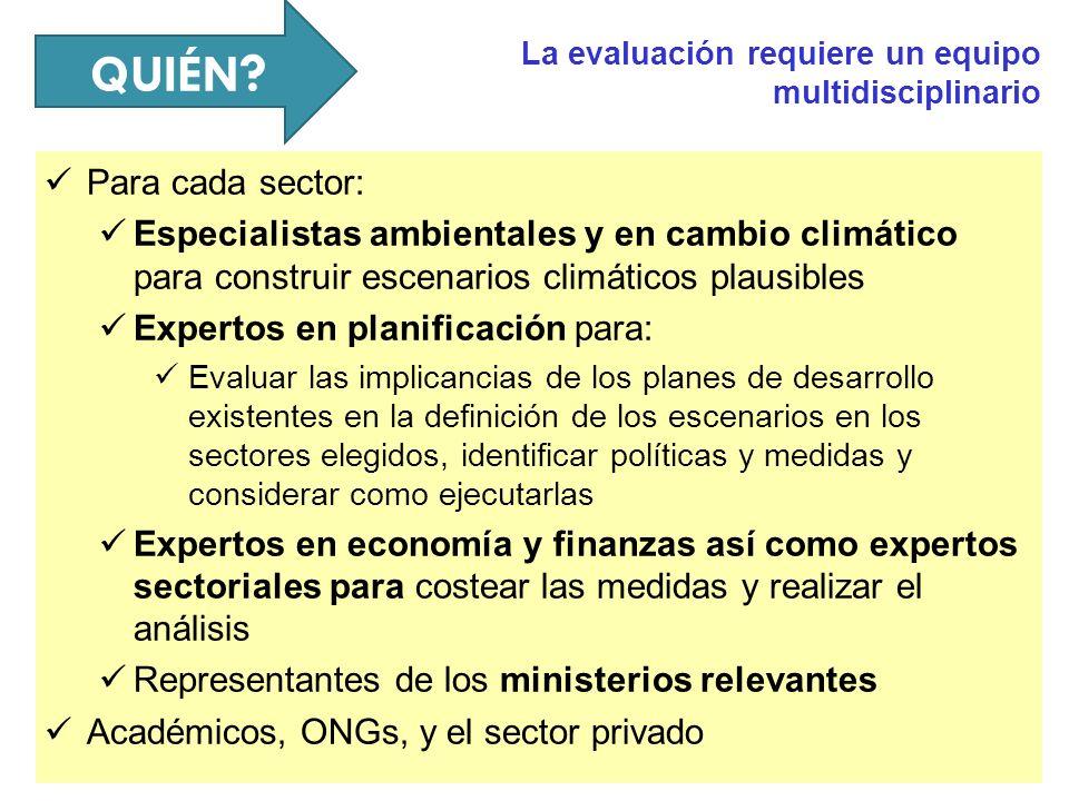 Recomendaciones 5.Aunque no fue posible incorporar en este análisis el subsector Turismo, se recomienda incluirlo en análisis posteriores.