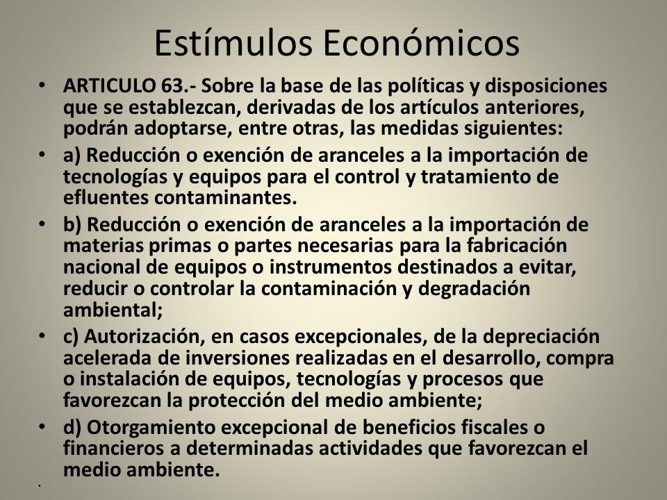 Los instrumentos económicos aplicados en Cuba son: Plan de Inversiones para el Medio Ambiente.