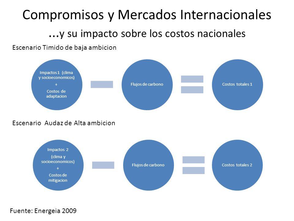 Compromisos y Mercados Internacionales...