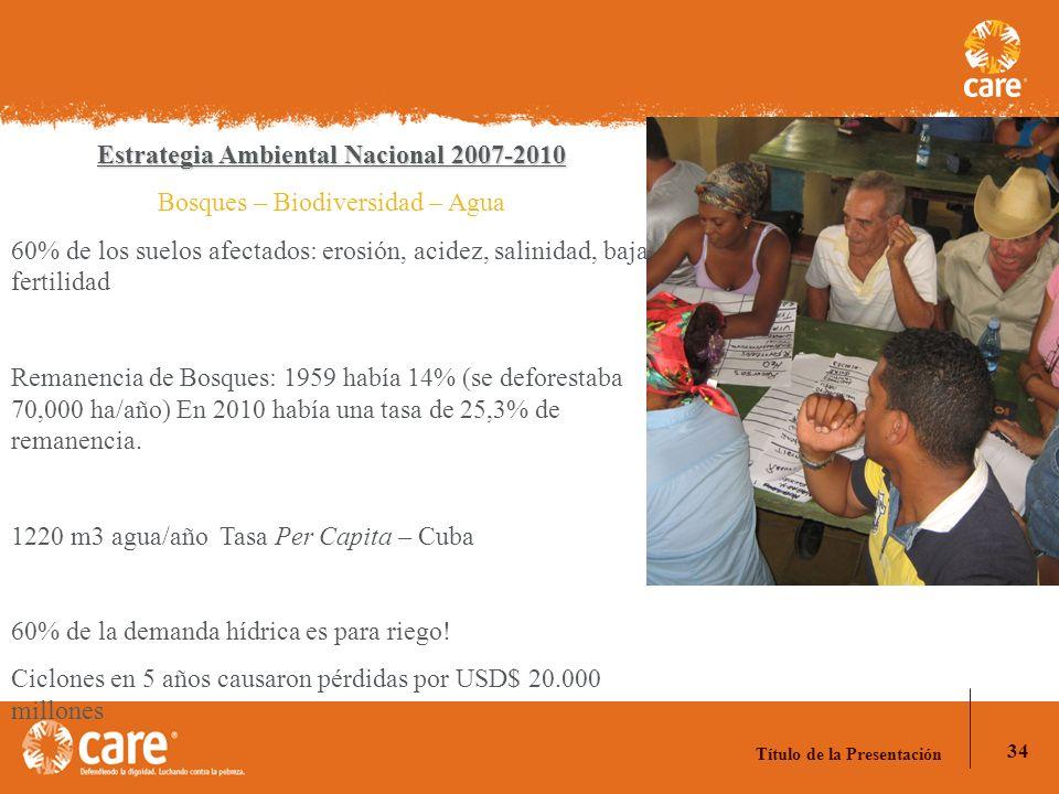 ESTUDIO DE CASO:CUBA January 13, 2014 33
