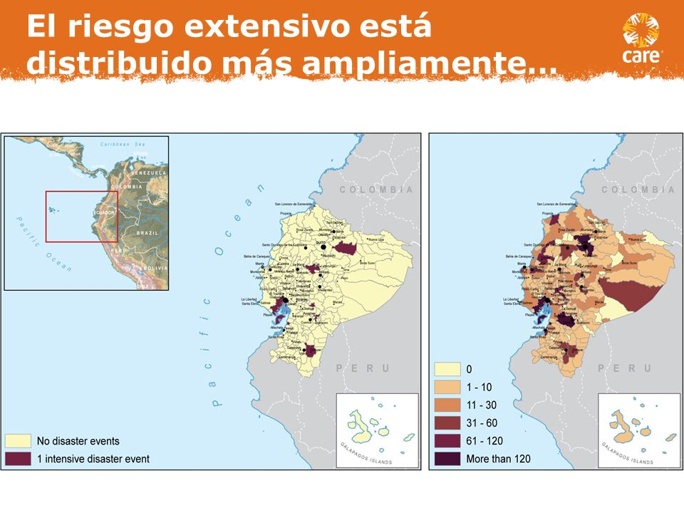 Vulnerabilidad de Infraestructura pública en Centroamérica