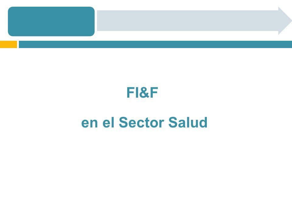 FI&F en el Sector Salud