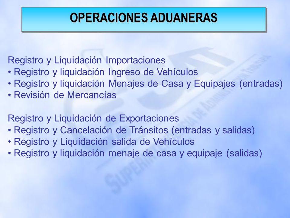 1.El trámite y revisión física de mercancía con destino hacia El Salvador se hace en la aduana La Hachadura. 2.El trámite y revisión física de mercanc