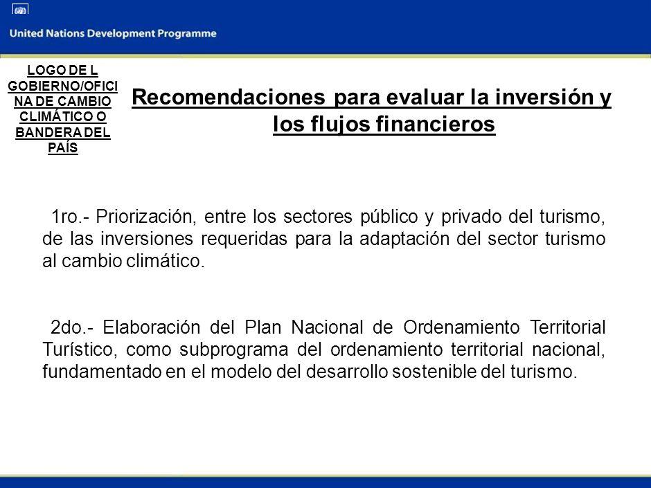 22 Barreras para evaluar la inversión y los flujos financieros LOGO DE L GOBIERNO/OFICI NA DE CAMBIO CLIMÁTICO O BANDERA DEL PAÍS Disponibilidad de da
