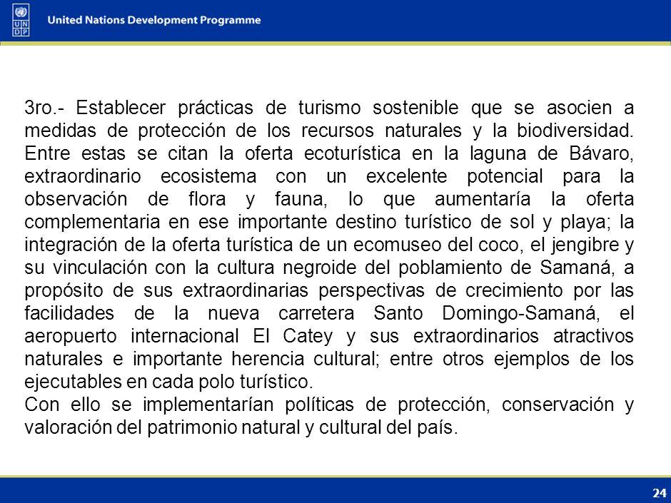 23 Recomendaciones para evaluar la inversión y los flujos financieros LOGO DE L GOBIERNO/OFICI NA DE CAMBIO CLIMÁTICO O BANDERA DEL PAÍS 1ro.- Prioriz