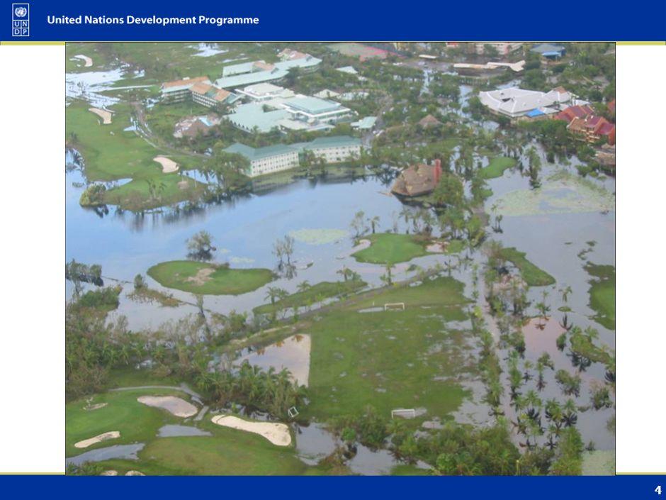 3 2º- La preparación de la respuesta frente a eventos climáticos extremos