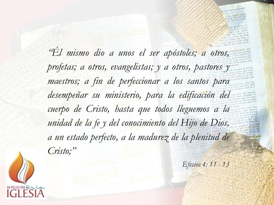 ¡Una de las bendiciones de un ministerio basado en los dones espirituales es que los miembros no son ya llevados por cualquier viento de doctrina.