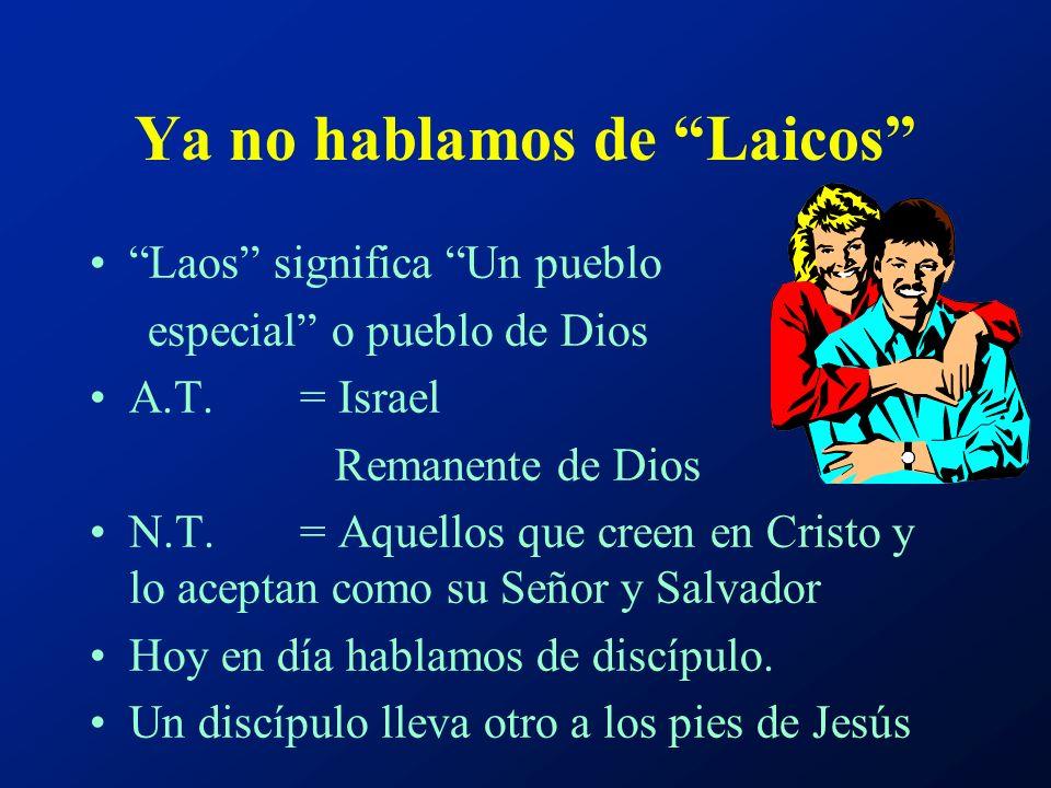 Martín Lutero: Dios quiere realizar su trabajo a través de los laicos Cristo no tiene dos cuerpos o dos clases diferentes de cuerpos, uno temporal y o