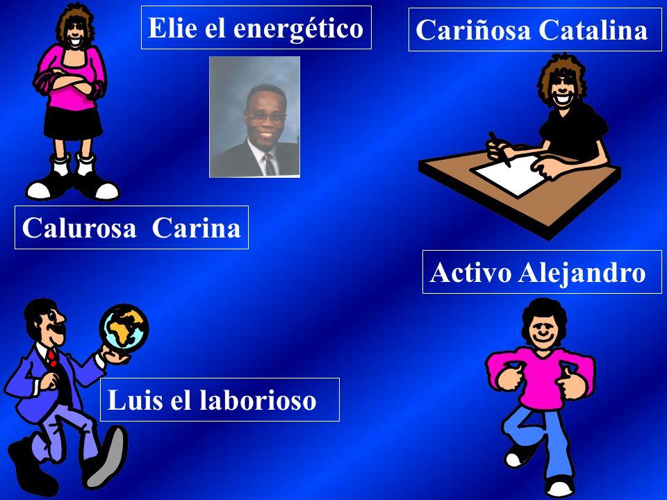 Apodos dados a los participantes Enfatizar los atributos positivos de la persona Tener un nuevo concepto positivo de la persona