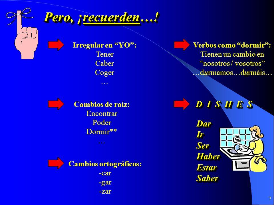 57 Conditional Clauses (Las Cláusulas Condicionales) (Las Cláusulas con si)