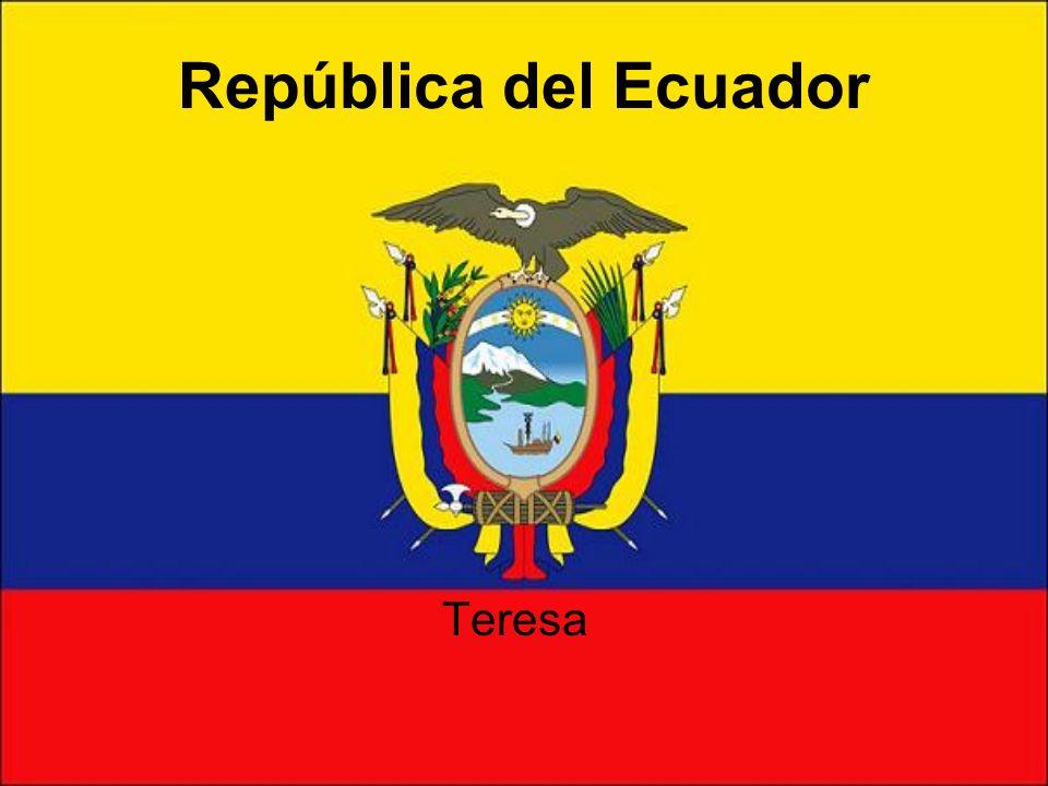 República del Ecuador Teresa