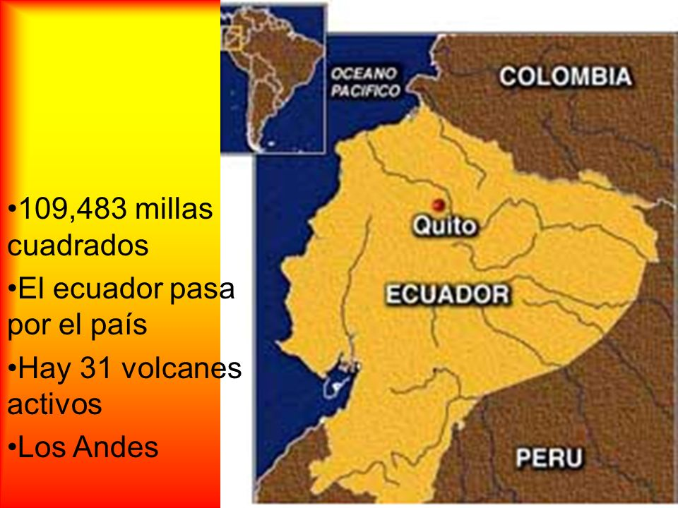 Los Problemas y Eventos Corrientes Drogas- de Perú y Columbia Refugiados de Columbia –11,526 están certificado –250,000 (aproximadamente) no están certificado Precio de petróleo –China quiere el petróleo La Deuda