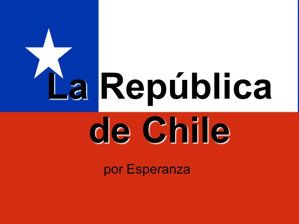 La República de Chile por Esperanza