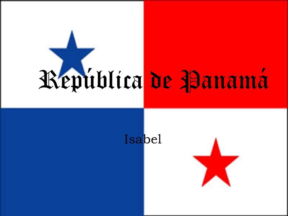República de Panamá Isabel