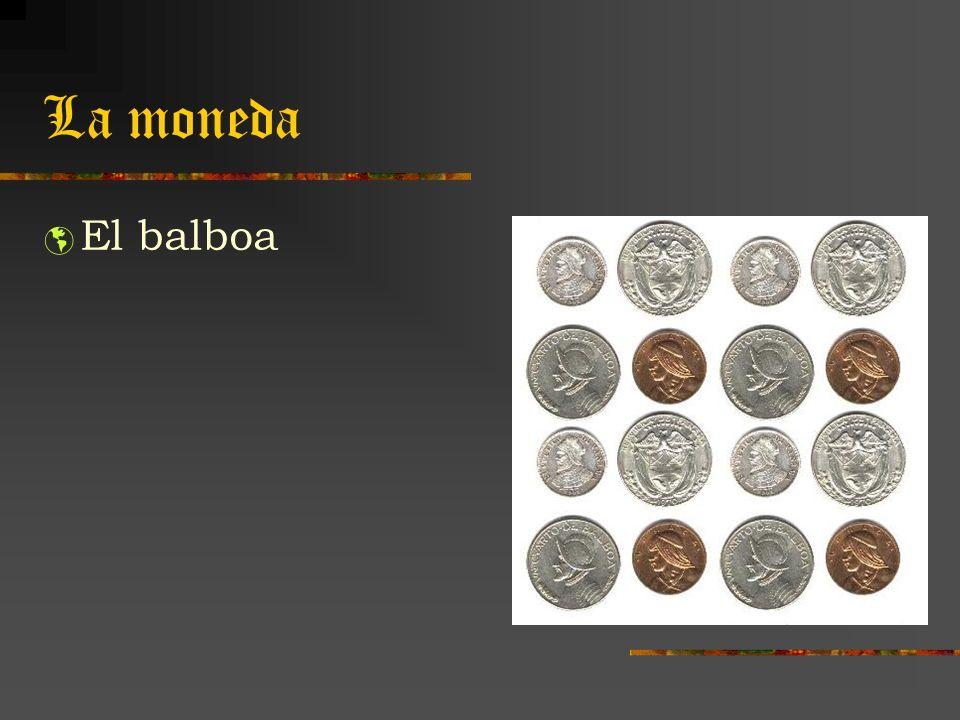 La moneda El balboa