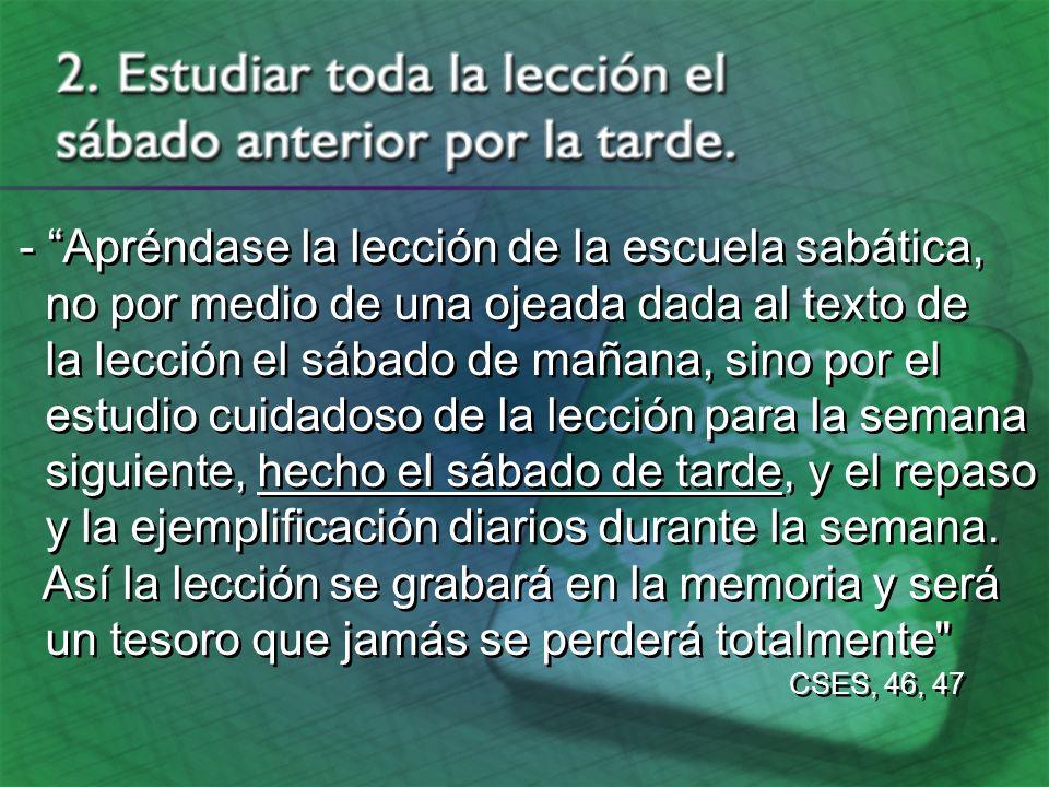 - Si es posible usar varias versiones de la Biblia para comprender mejor el texto bíblico.