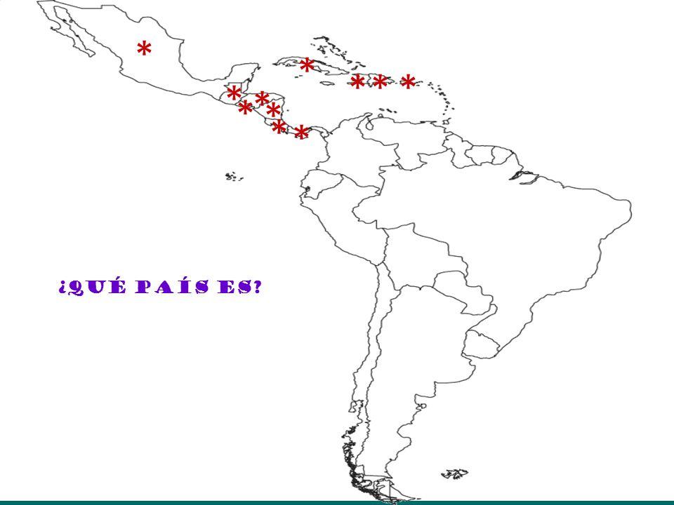 Los capitales Cuba La República Dominicana Puerto Rico La Habana Santo Domingo San Juan