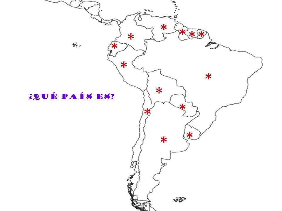 VenezuelaColombiaEcuadorPerúBoliviaParaguayUruguayChileArgentina Los capitales Caracas Lima Quito La Paz / Sucre Asunción Montevideo Santiago Buenos A