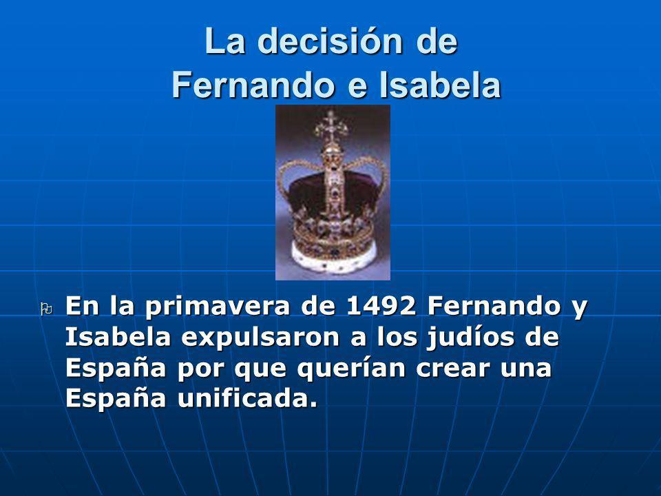 Los motivos de Fernando e Isabela El nacionalismo El nacionalismo La religión La religión $ La avaricia y el dinero El poder El poder