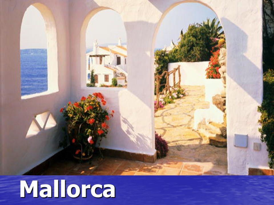 Mallorca, Las Islas Baleares