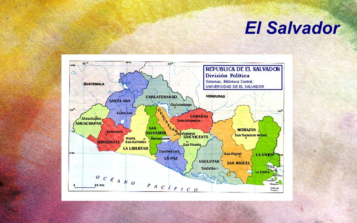 Demografía La mayoría de los Salvadores son mestizos (del origen de los americanos nativos y los españoles) francés, italiano, suizo, pipiles, kakawira, alemán, lencas