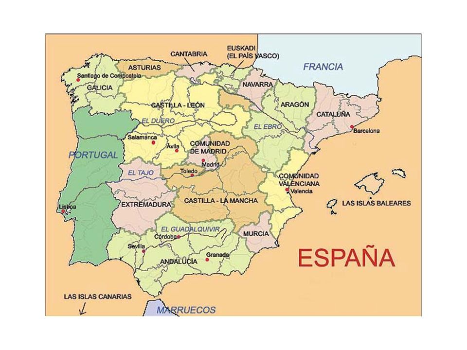 (Murcia) Está en el sureste de España y limita con el Mar Mediterráneo.
